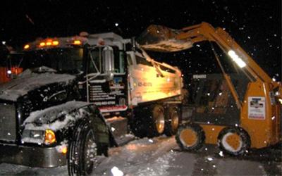 TILCO Snow Services_bobcat